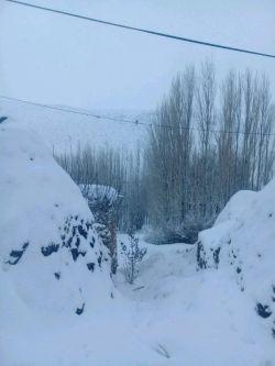برف زمستانی قره صغیر