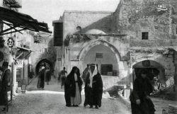 تصویر نادر از شهر بیت المقدس، 30سال قبل از ورود صهیونیست های اشغالگر؛ 1920 منبع مشرق نیوز