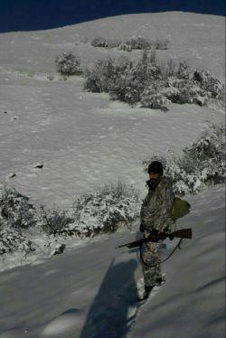کوهای روستای باباپیر اذر96