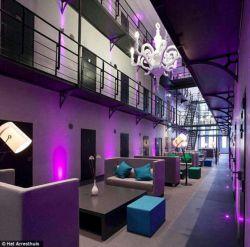 هلند 5 زندان دیگرش را هم به دلیل نبود زندانی، تغییر کاربری داد و به هتل تبدیل کرد، در حالی که در ایران با کمبود زندان مواجهایم !!