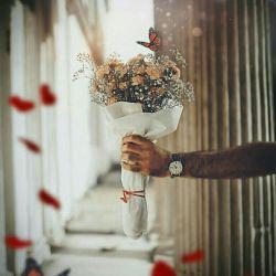 بهترین لذت دنیا داشتن  کسی است.. که دوست داشتن  را بلد است. به همین سادگی...✔✔✔ 