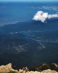 بر بام گیلان، قله زیبای درفک