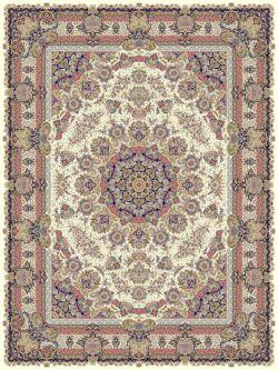 نقشه 1204 - فرش ۱۲۰۰ شانه یکی از جدیدترین فرش های ماشینی تولید شده در فرش نگین مشهد  که ما برای شما در سایت فرش ها قرار داده ایم  این فرش با تراکم ۳۶۰۰ با تعداد 8 رنگ در ایران تولید می شود. همین ظرافت و لطافت و زیبایی  آن را شبیه به فرش دستبافت نموده  است. و بدین جهت بسیاری از خانواده ها تمایل به خرید فرش از نوع ۱۲۰۰ شانه دارند سایت اینترنتی فرش ها کلکسیونی از بهترین فرش های 1200 شانه تولید کنندگان مطرح فرش ماشینی را جهت انتخاب شما مشتریان عزیر، گردآوری نموده است.www.farshha.com