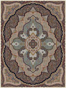نقشه 1205 - فرش ۱۲۰۰ شانه یکی از جدیدترین فرش های ماشینی تولید شده در فرش نگین مشهد  که ما برای شما در سایت فرش ها قرار داده ایم  این فرش با تراکم ۳۶۰۰ با تعداد 8 رنگ در ایران تولید می شود. همین ظرافت و لطافت و زیبایی  آن را شبیه به فرش دستبافت نموده  است. و بدین جهت بسیاری از خانواده ها تمایل به خرید فرش از نوع ۱۲۰۰ شانه دارند سایت اینترنتی فرش ها کلکسیونی از بهترین فرش های 1200 شانه تولید کنندگان مطرح فرش ماشینی را جهت انتخاب شما مشتریان عزیر، گردآوری نموده است.www.farshha.com