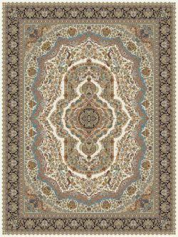 نقشه 1002 فرش 1000 شانه یکی از فرش های ماشینی تولید شده در فرش نگین مشهد میباشد  که در سایت فرش ها در دسترس شما قرار گرفته است . این فرش با تراکم ۳0۰۰ با تعداد 8 رنگ در تولید می شود. که از زیبای و لطافت و زیبایی  برخوردار می باشد. سایت اینترنتی فرش ها کلکسیونی از بهترین فرش های 1000 شانه تولید کنندگان مطرح فرش ماشینی را جهت انتخاب شما مشتریان عزیر، گردآوری نموده است.www.farshha.com