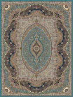 نقشه 1001 فرش 1000 شانه یکی از فرش های ماشینی تولید شده در فرش نگین مشهد میباشد  که در سایت فرش ها در دسترس شما قرار گرفته است . این فرش با تراکم ۳0۰۰ با تعداد 8 رنگ در تولید می شود. که از زیبای و لطافت و زیبایی  برخوردار می باشد. سایت اینترنتی فرش ها کلکسیونی از بهترین فرش های 1000 شانه تولید کنندگان مطرح فرش ماشینی را جهت انتخاب شما مشتریان عزیر، گردآوری نموده است.www.farshha.com