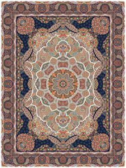 نقشه 1005 فرش 1000 شانه یکی از فرش های ماشینی تولید شده در فرش نگین مشهد میباشد  که در سایت فرش ها در دسترس شما قرار گرفته است . این فرش با تراکم ۳0۰۰ با تعداد 8 رنگ در تولید می شود. که از زیبای و لطافت و زیبایی  برخوردار می باشد. سایت اینترنتی فرش ها کلکسیونی از بهترین فرش های 1000 شانه تولید کنندگان مطرح فرش ماشینی را جهت انتخاب شما مشتریان عزیر، گردآوری نموده است.www.farshha.com