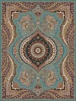نقشه 1006 فرش 1000 شانه یکی از فرش های ماشینی تولید شده در فرش نگین مشهد میباشد  که در سایت فرش ها در دسترس شما قرار گرفته است . این فرش با تراکم ۳0۰۰ با تعداد 8 رنگ در تولید می شود. که از زیبای و لطافت و زیبایی  برخوردار می باشد. سایت اینترنتی فرش ها کلکسیونی از بهترین فرش های 1000 شانه تولید کنندگان مطرح فرش ماشینی را جهت انتخاب شما مشتریان عزیر، گردآوری نموده است.www.farshha.com
