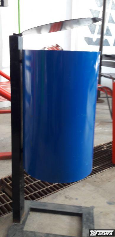 سطل زباله ساخت شرکت تشفا