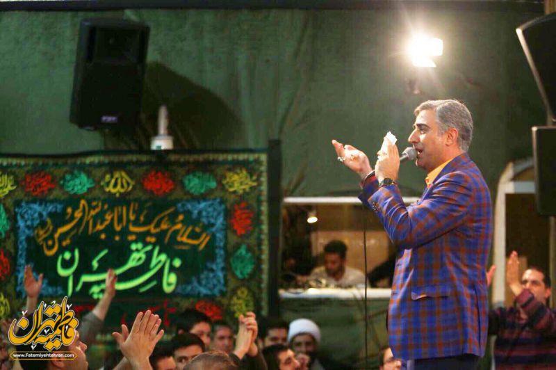 میلاد نبی اکرم (ص) و امام جعفر صادق (ع) سال 96 حاج ابولفضل بختیاری