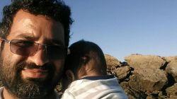 من و #حسین در #جزایرناز  #قشم