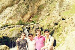 آبشار آتشگاه.بهار ۹۵
