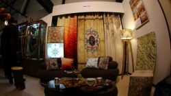 #خانه_شیک ست کامل از کلیه محصولات مبلمان-پرده-آباژور-کوسن-رومیزی و...در خانه شیک #دکوتین  www.shikhouse.ir