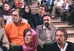 مراسم هشتمین جشن دنیا تصویر جشن حافظ در سال 1384  www.filimo.com/m/5c6R1