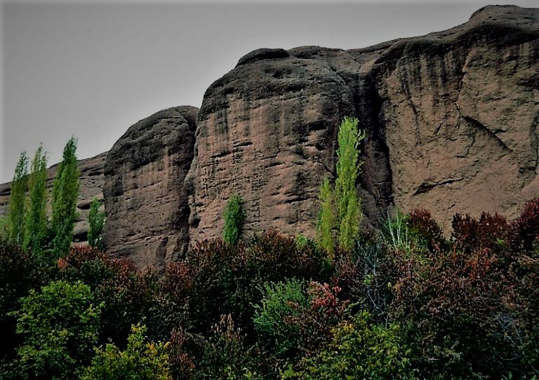 خراسان غربی / طبیعت بوژان نیشابور