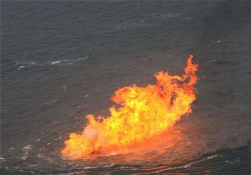 ایران غمگین من تسلیت // پایان مرگبار سانچی / نفتکش ایرانی پس از حدود 8 روز سوختن بر روی آب، دقایقی پیش به طور کامل در ابهای چین غرق شد.