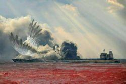 نه نوحی هست تا که از موج و طوفان بَر کشد ما را... نه موسایی که بشکافد عصایش آبِ دریا را... )': نه ابراهیم تا که ناگه گلستان سازد از آتش...   #بازم_تسلیت_ایرانه_من )':