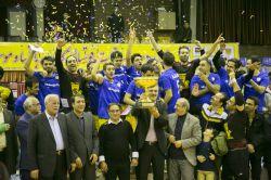 در دهمین دوره از مسابقات فوتسال کانون بانکها و مؤسسات اعتباری خصوصی، تیم بانک پاسارگاد با اقتدار قهرمان شد.