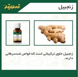 از زنجبیل غافل نباشید #زردبند #محصولات_طبیعی #گیاهان_دارویی #زنجبیل #ضدسرطان #طبیعت #zardband #naturalproducts #ginger #nature #anticancer