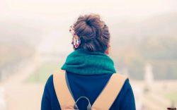 از بعضی چیزها نمیتوان فرار کرد؛   مثلِ خاطرات مثلِ دلتنگی مثلِ جمعه...//