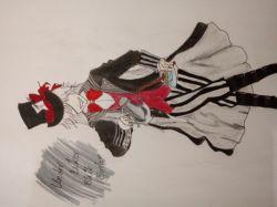 نقاشی من از Under taker