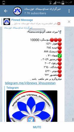 هوای خوزستان امروز