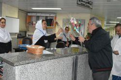 روز پرستار سال 1396 بیمارستان تامین اجتماعی ولیعصر قائمشهر