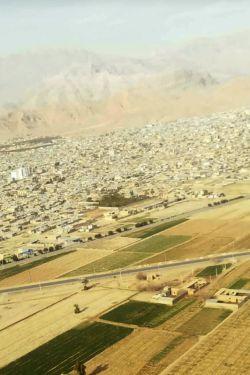 شهر#داراب از بلندای کوه پهنا   #داراب#دارابنامه#دارابگرد#دارابی#زریندشت#فارس