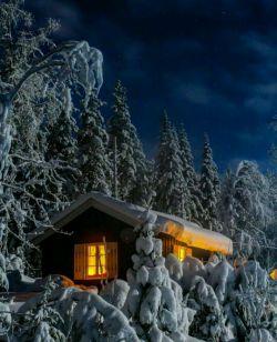 شب زمستانی تان خوش