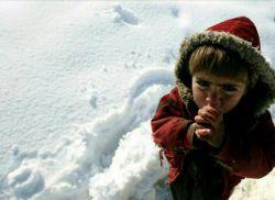 نه عزیز من!...همه شبیه هم نیستند!....برف برای خیلی ها نه زیباست، و نه رمانتیک...!