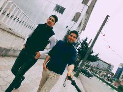 عکسی از آقای اسد تیموری مهندس و دانشجوی با استعداد ایرانی و برادر بازیگر محبوب سینما و تلویزیون یوسف تیموری.