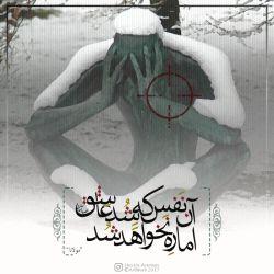 آن نفس که شد عاشق، اماره نخواهد شد! // مولانا