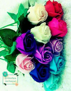 این گل تقدیم ب شما .... لایک فراموشتون نشه ..❤