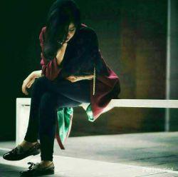 قصه این بود... که شب بود و هوا ریخت به هم... من چنان گریه کردم که خدا ریخت به هم...