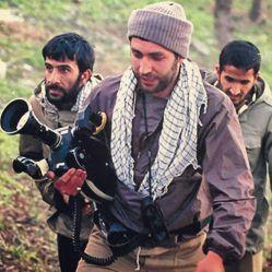سردار سینما ، ابراهیم حاتمی کیا در  زمان دفاع مقدس