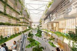 دریاچه Jurong، منطقه جدید تجاری برای آینده سنگاپور با رهبری گروه KCAP، منطقه دریاچه (Jurong (JLD، به دومین منطقه تجاری و بزرگترین مرکز منطقه ای خارج از شهر سنگاپور تبدیل خواهد شد.