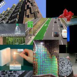 10 روند ساخت و ساز مربوط به آینده در ادامه 10 روند از شاخص ترین شیوه های ساخت و ساز بیان خواهد شد که در آینده ای نزدیک به کار خواهد گرفته شد و دنیای ساخت و ساز را دگرگون خواهد کرد: بتن خود ترمیم شونده، کربن نانو تیوب، آلومینیوم نور گذر، بتن نفوذ پذیر، عایق اروگل.