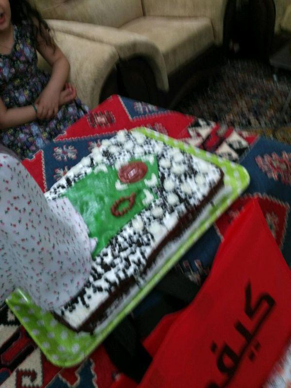 کیک نماز