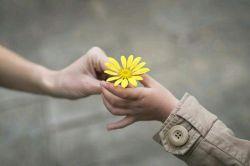 صدقه همیشه پول نیست تـبسم کردن به مردم صدقه است ... سخن خـوب گفتن صدقه است ... مهربانے صدقه است... ♥❤️مـهربان باشیم❤️♥ سلام روزتون پر برکت و شاد