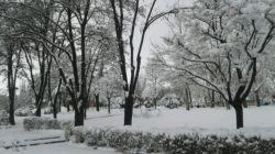 یه روز برفی ^_^من عاشق برفم،ابنجام اردبیله
