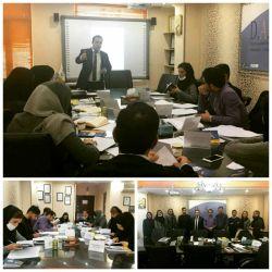 """کارگاه آموزشی """"تشریح الزامات، مستندسازی و ممیزی داخلی استاندارد سیستم مدیریت کیفیت"""" #iso90012015  #training #audit #quality #system"""