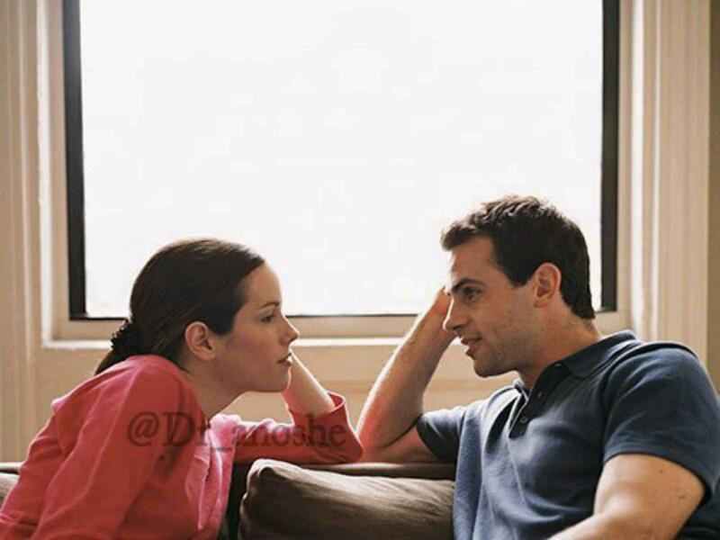 ️ با همدیگه حرف بزنید، دعوا نکنید ،بحث بی محتوا و بی مورد نکنید و ولى نسبت به همدیگه بى توجه نباشید بى توجهى توی رابطه ، آدمو از پا درمیاره