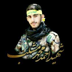 رفاقتمان ابدیست...  نباید یادمان برود  هرگاه افتاده ایم دستان زیادی بوده اند که دستمان را گرفته اند... شهید احمد محمد مشلب
