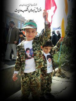 سربازان کوچک ولایت و انقلاب...