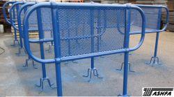 ساخت هندریل با استفاده از توری گسترده(Expanded Metal) +تشفا
