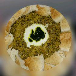 کشک بادمجون #آشپزی