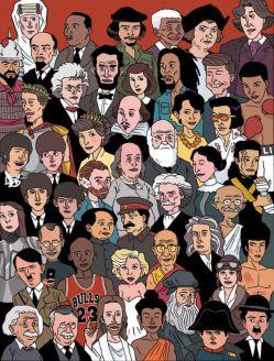 اگر بتوانید نام بیشتر از 10 شخصیت از شخصیت های در تصویر را تشخیص دهید یعنی شما آگاهی لازم و کافی در تمامی زمینه ها(سیاسی، ورزشی، علمی و...) را دارا هستید!  https://www.bazarazerbaijaan.com/ http://paydarpisheh.com