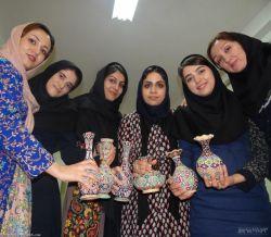 تقدیر از بانوان موسسه کیاسبزبیهق و مجله اینترنتی اسرارنامه به مناسبت روز زن http://asrarnameh.com/news.php?id=19184