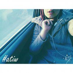 I'm back Guys ^-^ #Atiw_Malia ❤