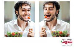 افرادی که آرام غذا میخورند خوش اندام تر، کم استرس تر و آرام تر از سایرین هستند، این افراد از غذای خود بیشتر لذت میبرند.  #پیام_سلامت @shahrvandeshop